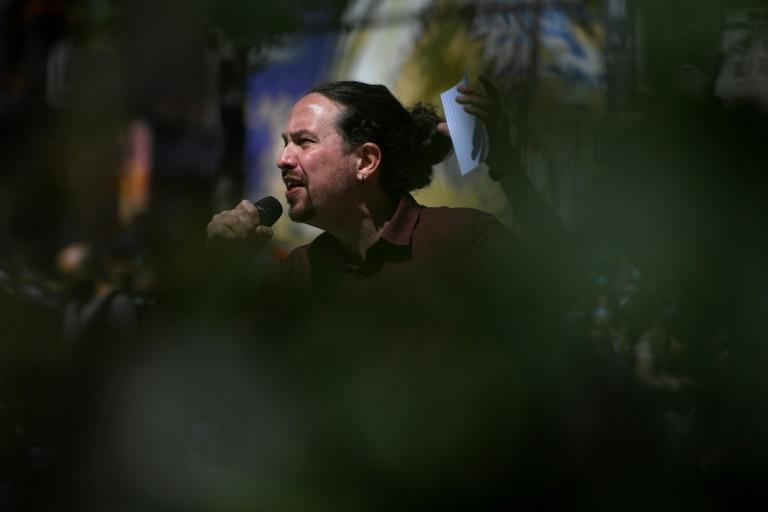Spanish hard-left Podemos party leader Pablo Iglesias dropped a political bombshell, saying he would resign as deputy prime minister to run in the Madrid election