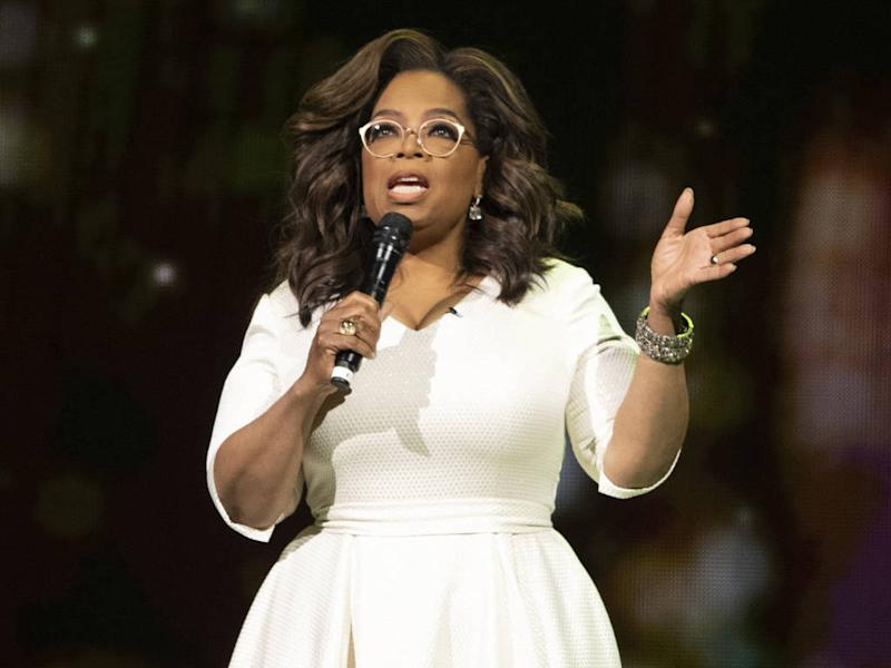 Oprah Winfrey denies planning 'tell-all' interview with Duke and Duchess of Sussex