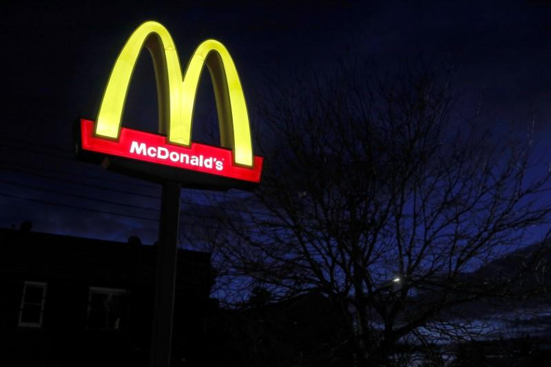 McDonald's suspends buybacks, leaves dividend policy unchanged - CEO to CNBC