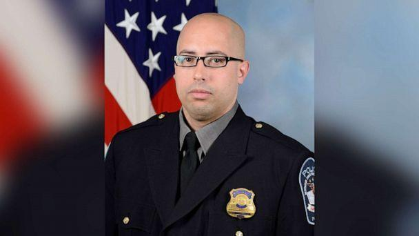 PHOTO: Pentagon Police Officer George Gonzalez, who was killed on Aug. 3, 2021, during an attack at the Pentagon bus platform, is pictured in an undated handout image. (Pentagon Force Protection Agency)