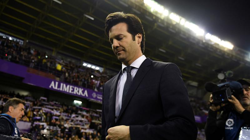 Tomorrow we have training - Solari in the dark on Madrid future