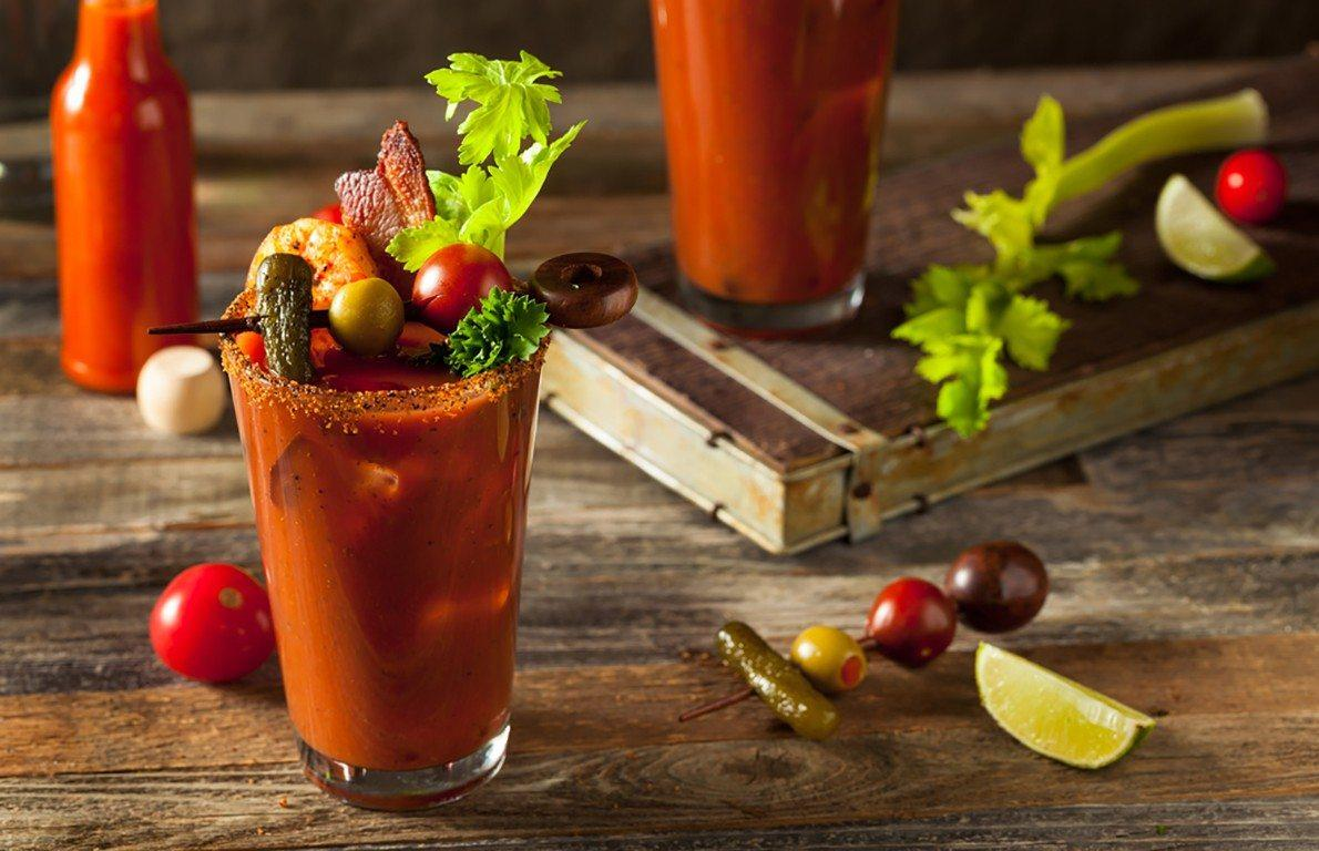 "<p>The origin of the name ""Bloody Mary"" is mired in mystery, but this tomato- and vodka-based cocktail has grown into a staple of boozy brunch culture. The Bloody Mary is a popular ""hair of the dog"" beverage because the tomato juice is said to settle the stomach, while the celery salt is meant to replenish electrolytes. Their heavy-handed spice profile makes these drinks difficult to guzzle down, enabling you to enjoy your brunch relatively sober. Try one of these <a href=""http://www.thedailymeal.com/17-variations-bloody-mary-slideshow/slide-1""><b>17 Bloody Mary recipes</b></a><b> </b>for a unique spin on this classic morning cocktail.</p>"