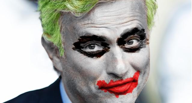 Jose Mourinho is the Joker to Arsene Wenger's Batman