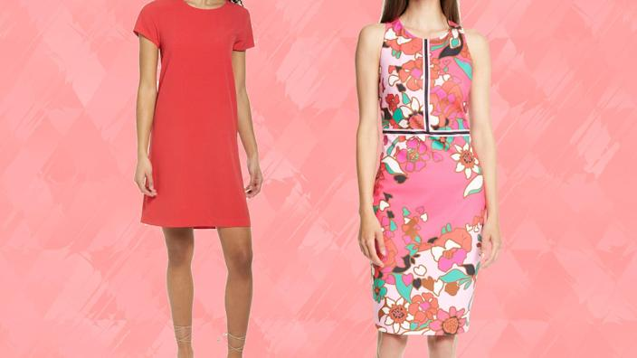 Stock your closet with spring-ready frocks.