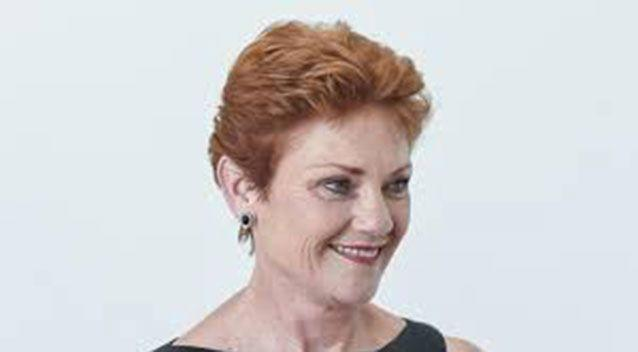Pauline Hanson's One Nation was the best performing small party, coming in after the Greens and Nationals.