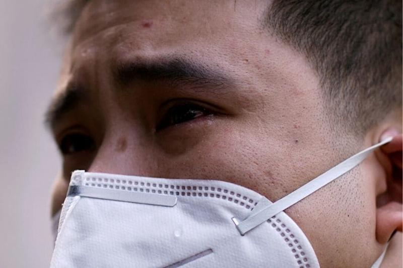 Chinese Man Forced to Walk around 965 Kms after Failing to Prove He Doesn't have Covid-19
