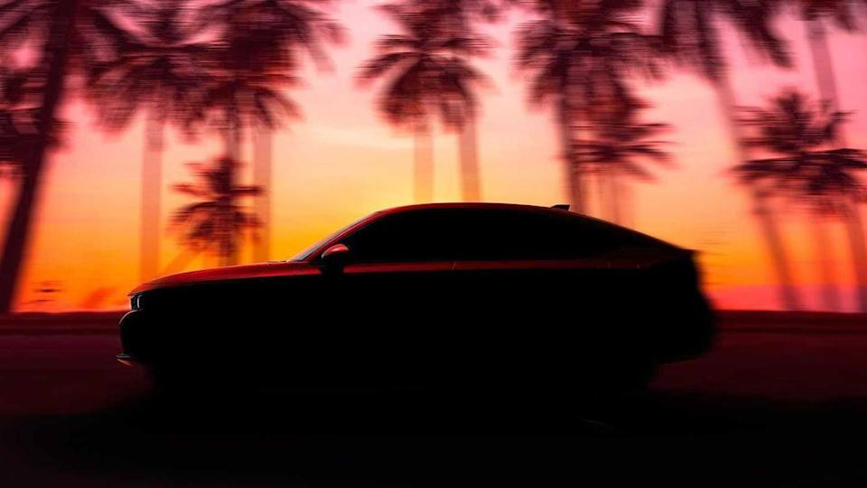 Honda Civic Hatchback teased; to be unveiled on June 23