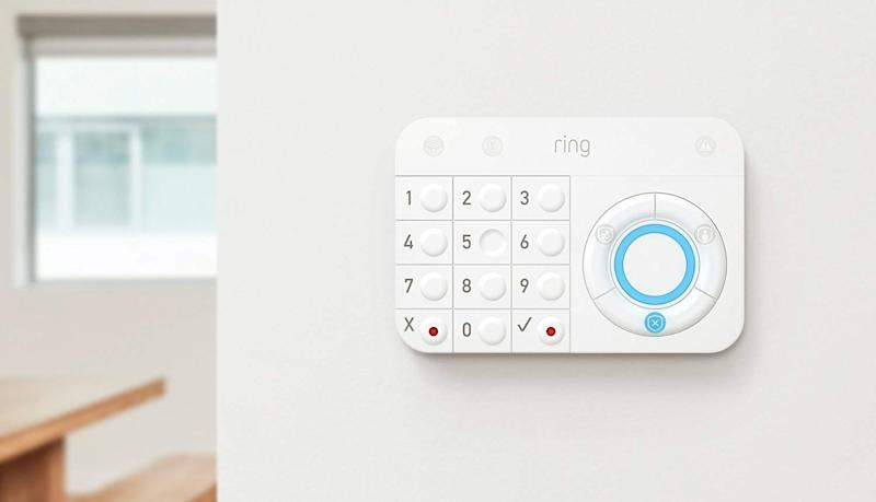 Keep your home safe and secure with Ring. (Photo: Amazon)
