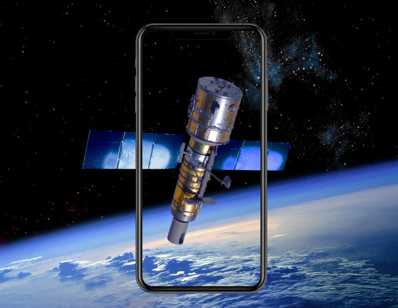 Apple could be sending up its own satellite in future