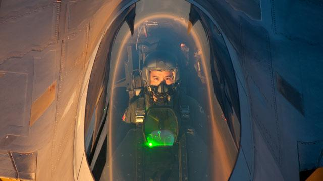 Air Force Admits Wrong in Nixing F-22 Fighter Safety System
