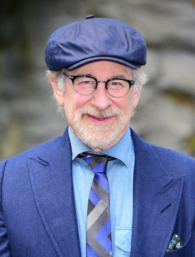 Steven Spielberg attending the UK Premiere of The BFG at Leicester Square, London