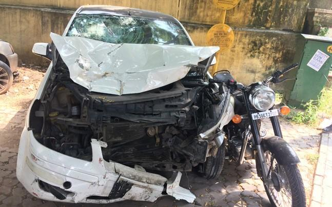 <p>The police said they had arrested the accused, identified as Rohit Mahanto.</p>
