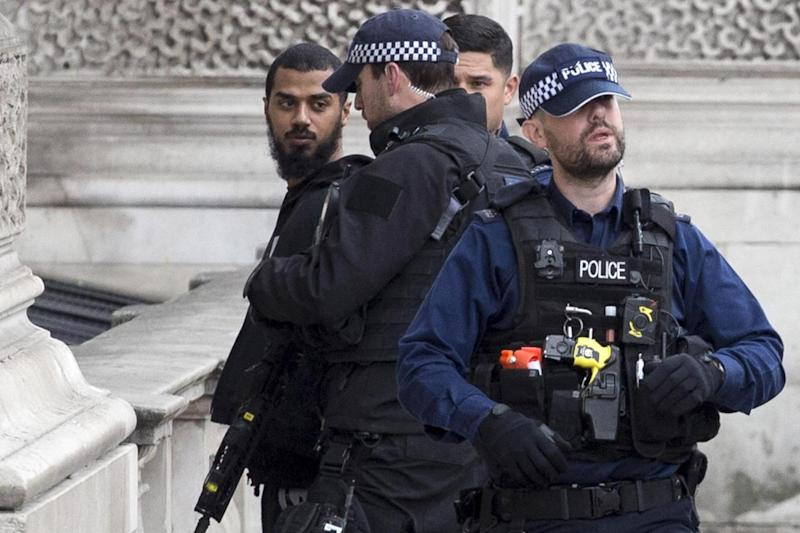 Suspect: A man aged 27 was detained by police. (Getty Images)