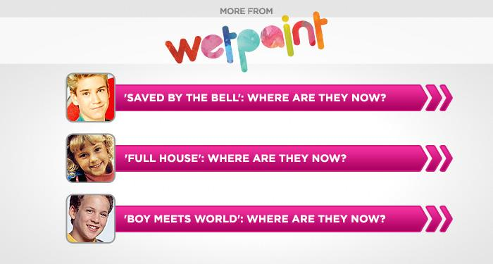 """<br><br><br><br><br><br><a href=""""http://www.wetpaint.com/network/gallery/saved-by-the-bell-where-are-they-now?utm_source=yahoo.com&utm_medium=syndication&utm_campaign=yahoo"""">'Saved by the Bell': Where Are They Now?</a><br><br><br><br><a href=""""http://www.wetpaint.com/network/gallery/full-house-where-are-they-now-photos?utm_source=yahoo.com&utm_medium=syndication&utm_campaign=yahoo"""">'Full House': Where Are They Now? </a><br><br><br><br><a href=""""http://www.wetpaint.com/network/gallery/boy-meets-world-where-are-they-now?utm_source=yahoo.com&utm_medium=syndication&utm_campaign=yahoo"""">'Boy Meets World': Where Are They Now?</a>"""