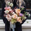 """<p>This adorable florists is entering its 11th year, after being founded by former model agency owner Melissa Richardson (née Alexander) around her kitchen table with collections of wildflowers from the Sussex woods. </p><p>At first, the floral decorations were made up in jam jars (hence the name) but have grown into 6,000 hanging decorations at the likes of Sketch in Mayfair and giant mythical creatures created out of dried flowers.</p><p>When it comes to wedding flowers, Jam Jar Flowers work with seasonal flowers and foliage in arrangements including antique vases, cut glass and jam jars (of course!).</p><p>JamJar Flowers Ltd, 7a Peacock Yard, London SE17 3LH</p><p>Click <a href=""""http://www.jamjarflowers.co.uk"""" rel=""""nofollow noopener"""" target=""""_blank"""" data-ylk=""""slk:here"""" class=""""link rapid-noclick-resp"""">here</a> to find out more.</p>"""