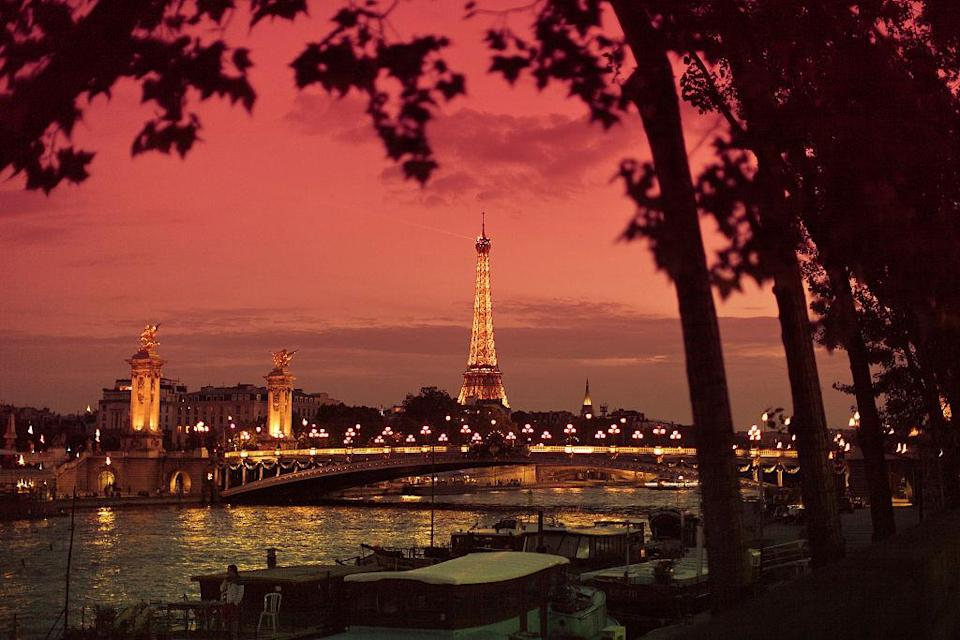 <p>Unlike most other EU countries, which have burgundy passport, ordinary French passports have a Bordeaux-red front cover, with the national emblem of France emblazoned in the center of the front cover. (Getty) </p>