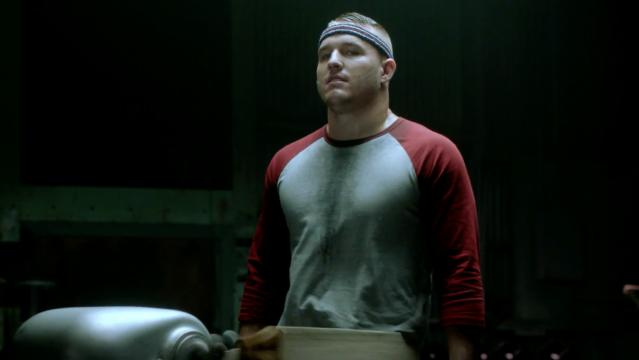 Mike Trout stars in a new ad for the BODYARMOR sports drink that was written and co-directed by Kobe Bryant. (BODYARMOR)