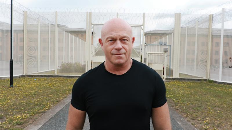Ross Kemp is exploring the notorious Belmarsh in his latest documentary. (TwoFour/ITV)