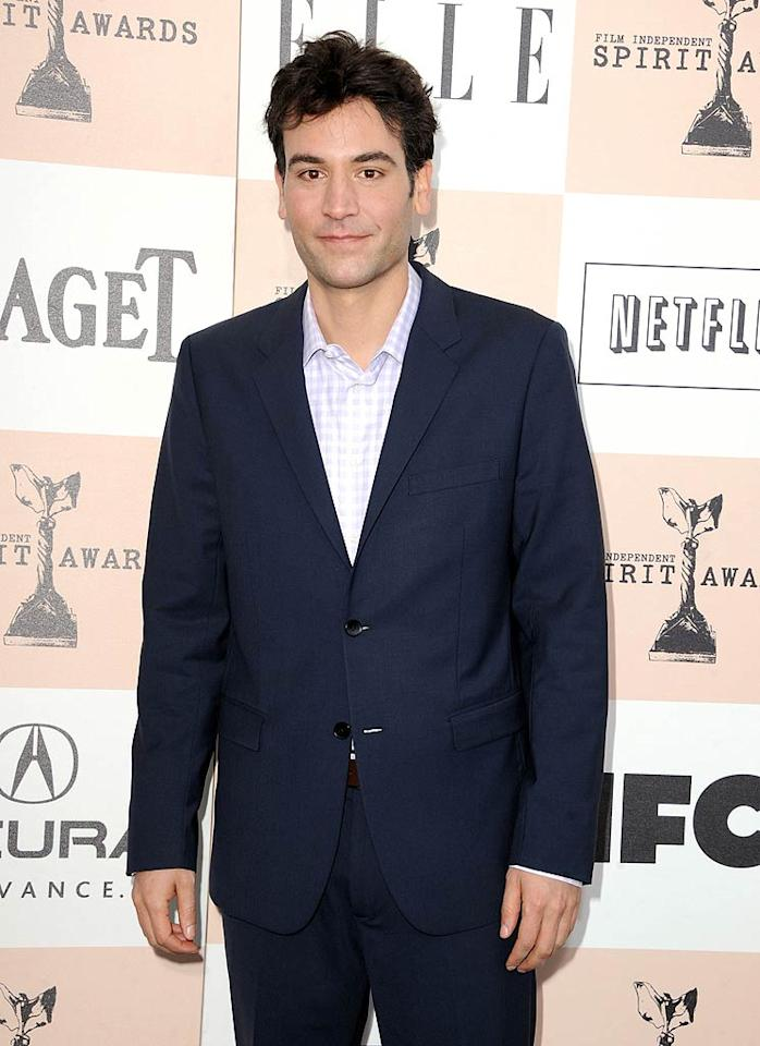 "Josh Radnor (""How I Met Your Mother"") turns 37. Steve Granitz/<a href=""http://www.wireimage.com"" target=""new"">WireImage.com</a> - February 26, 2011"