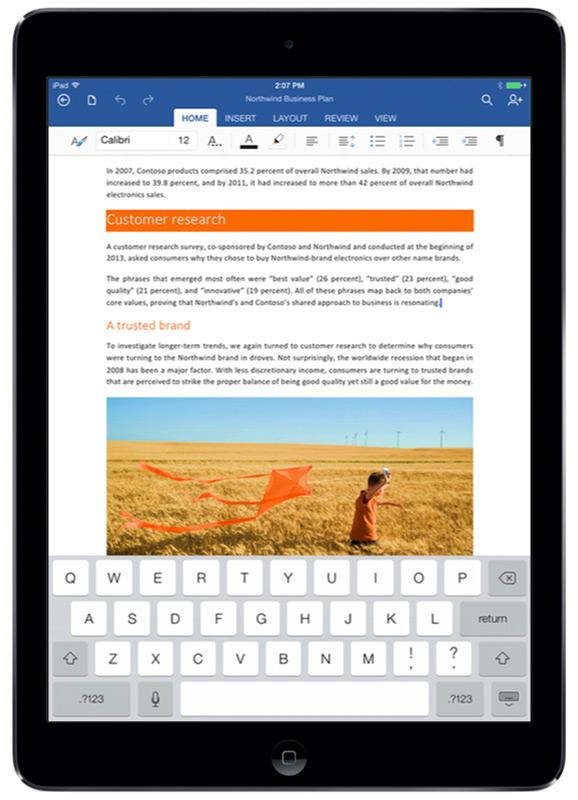 how to cancel microsoft office subscription on ipad