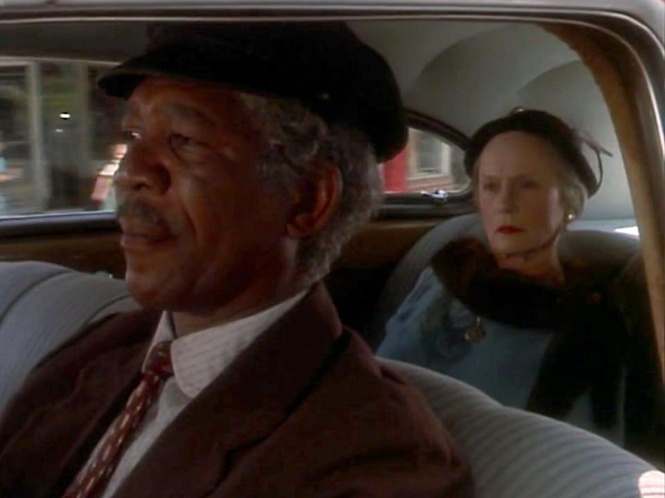 Driving Miss Daisy 1989 best picture movie Morgan Freeman