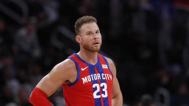 It's another surgery for Blake Griffin. (AP Photo/Carlos Osorio)