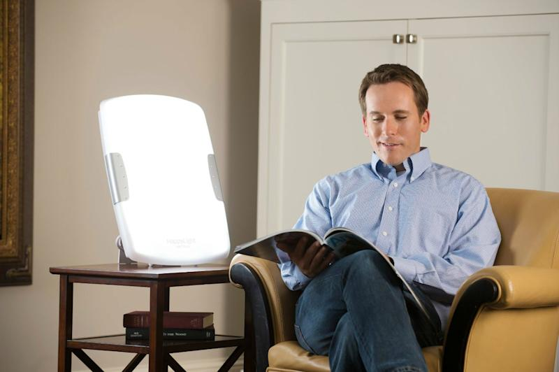 Superior Best Light Therapy Lamps Sad