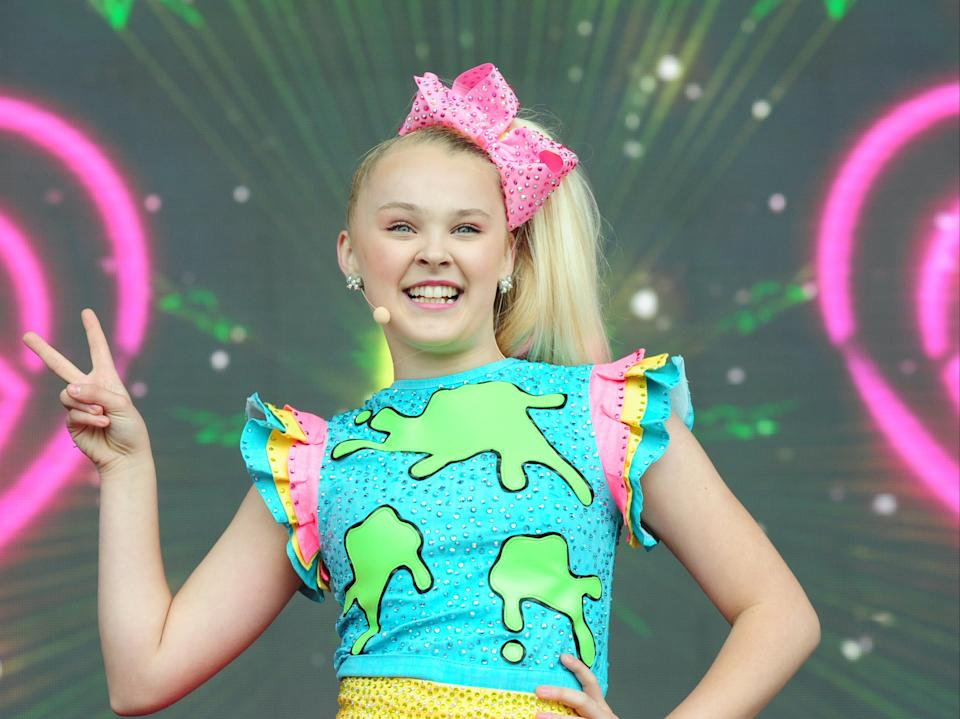 JoJo Siwa was named as one of Time's Most Influential People in 2020 (Getty Images for Nickelodeon)