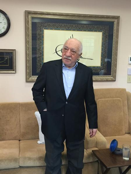Ties were damaged after the failed coup of 2016 with Turkey angered by Washington's refusal to extradite Fethullah Gulen, a Pennsylvania-based preacher