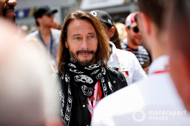 "Bob Sinclar, Artist <span class=""copyright"">Joe Portlock / Motorsport Images</span>"