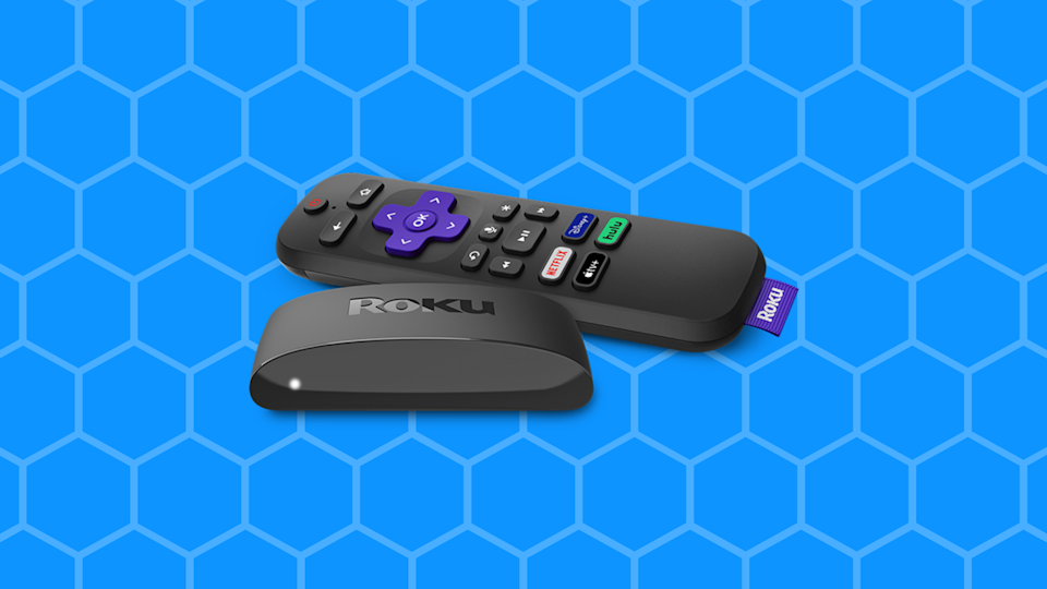 Get this Roku Express 4K+ at its all-time lowest price. (Photo: Walmart)