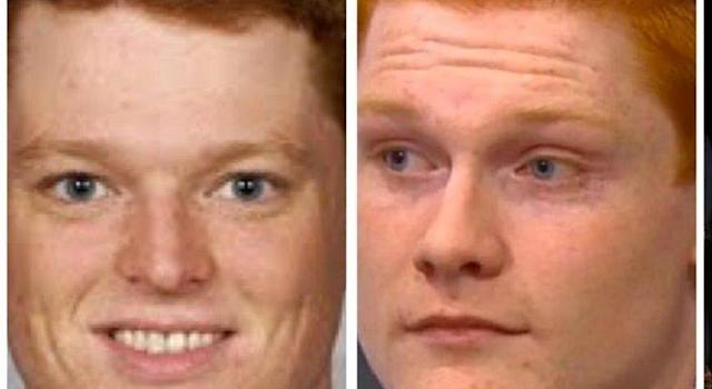 "<a class=""link rapid-noclick-resp"" href=""/nhl/players/3663/"" data-ylk=""slk:Cory Schneider"">Cory Schneider</a> (left) and Florida Panthers draft pick Owen Tippett do bear a resemblance."