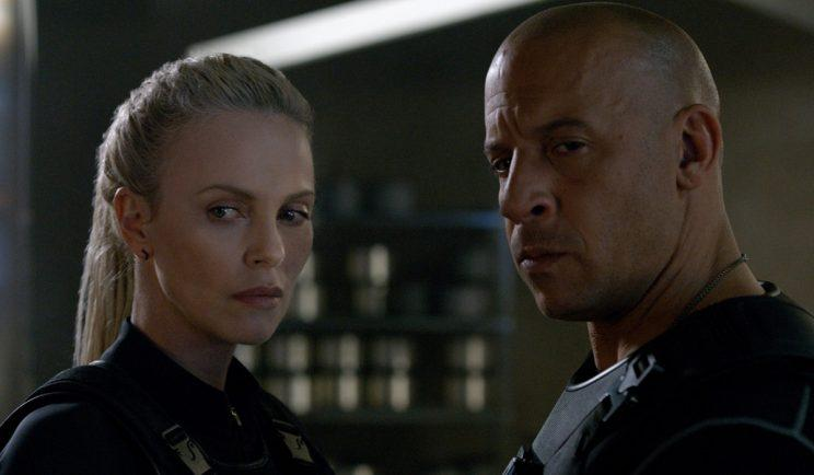 Will Charlize Theron return for Fast 10? - Credit: Universal