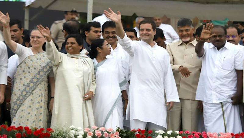 Lok Sabha Elections 2019: Mamata Banerjee, Mayawati, Akhilesh Yadav May Skip Opposition Meet Hosted by Congress