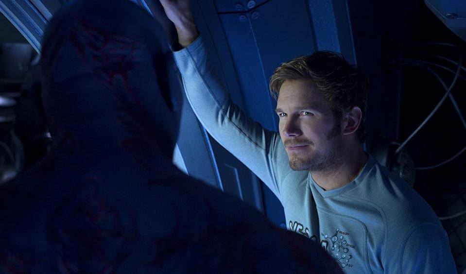 <p>We can't wait to hear what's playing on his Walkman this time around. (Photo: Marvel) </p>