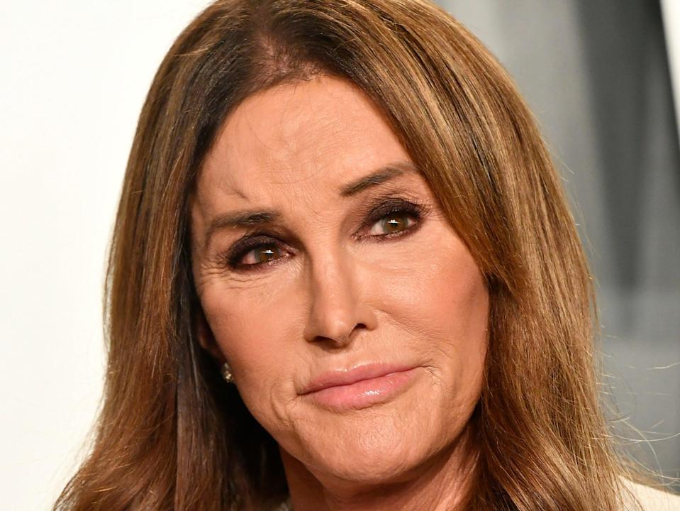 Caitlyn Jenner won't admit that Donald Trump lost the 2020 election: 'I'm not going to get into that' (Getty Images)