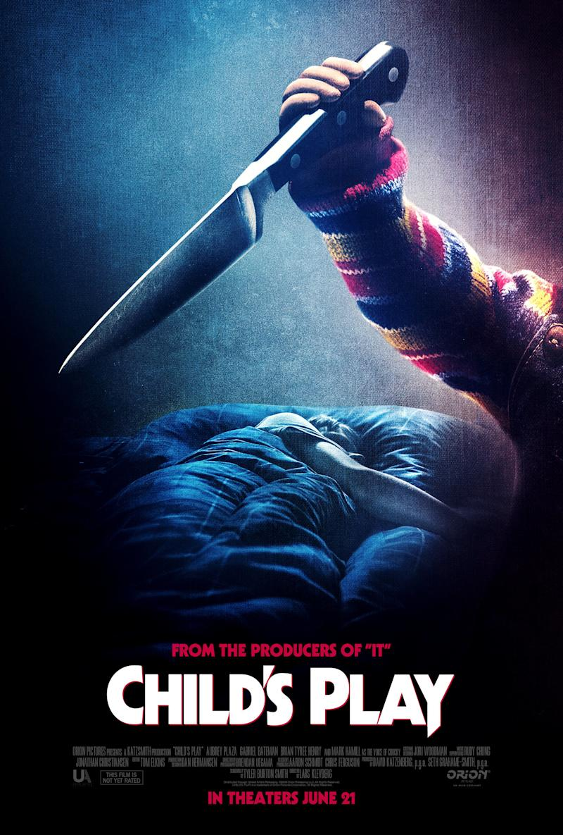 """""""Child's Play"""" hits theaters June 21. (Orion Pictures )"""