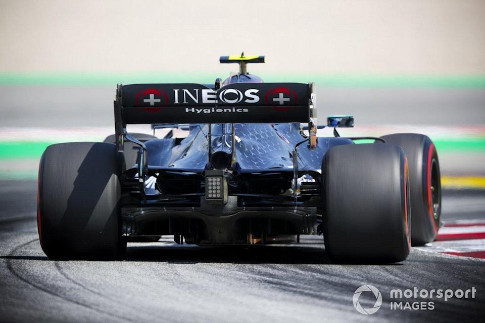 "Barcelona: Valtteri Bottas (Mercedes)<span class=""copyright"">Charles Coates / Motorsport Images</span>"
