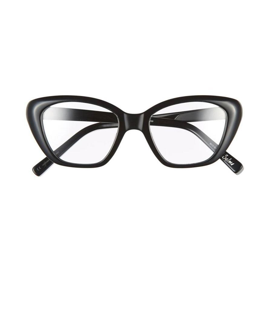 "<p>Selma 50mm optical glasses, $225, <a href=""https://shop.nordstrom.com/s/elizabeth-and-james-selma-50mm-optical-glasses/4105411"" rel=""nofollow noopener"" target=""_blank"" data-ylk=""slk:nordstrom.com"" class=""link rapid-noclick-resp"">nordstrom.com</a> </p>"
