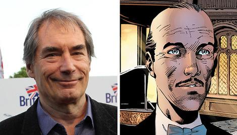 Would TImothy Dalton make a good Alfred?