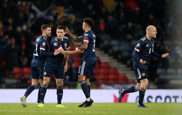 Scotland beat Kazakhstan in their last outing