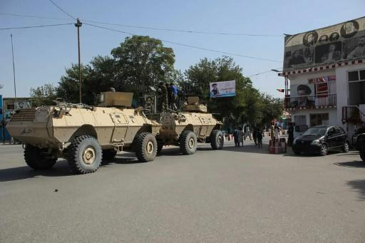 The strategic city of Kunduz in northern Afghanistan has briefly fallen twice to the Taliban in the past