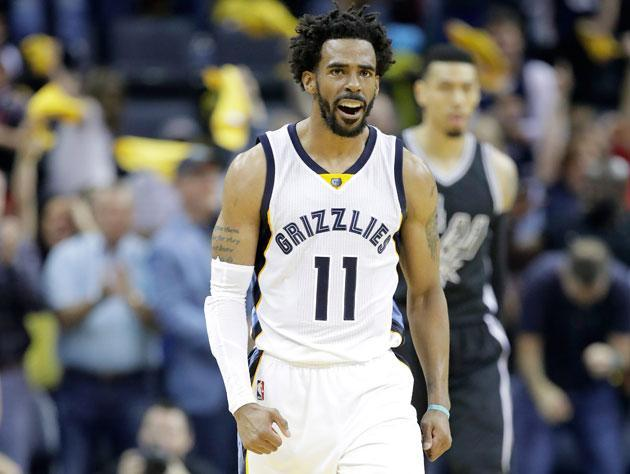 Mike Conley played fantastic ball yet again in 2016-17, was not an All-Star. (Getty Images)