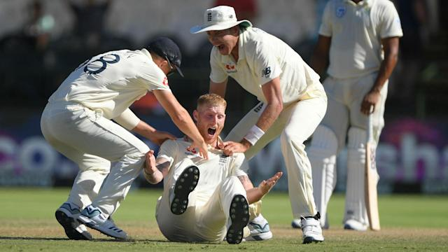 England were inspired by a superb spell of bowling from Ben Stokes as they levelled the four-Test series with South Africa on Tuesday.