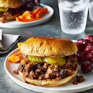 <p>This healthy copycat recipe of the comfort food classic trades beans for some of the meat to bump up fiber by 7 grams. We also cut back on the sugar and ketchup in this Sloppy Joe recipe makeover to save you 12 grams of added sugar.</p>