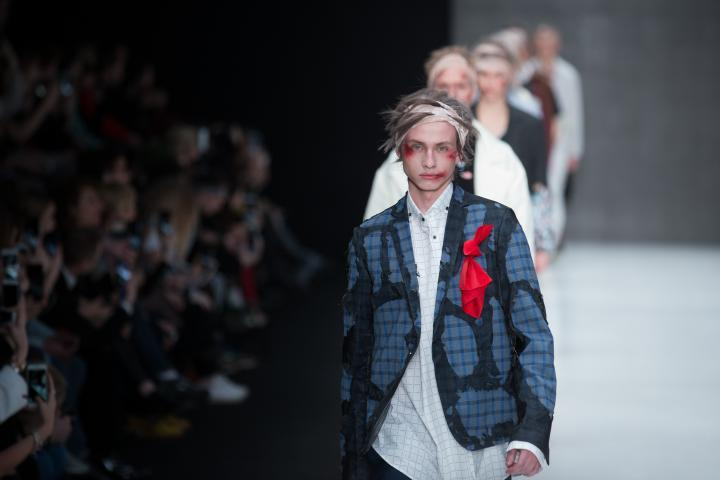 Russia, Mercedes-Benz Fashion Week a Mosca - Le sfilate