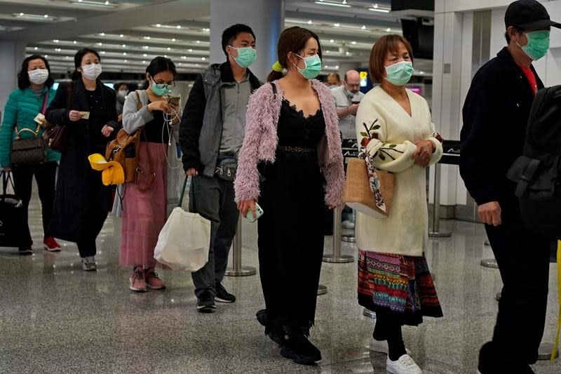 Japan confirms third case of new coronavirus
