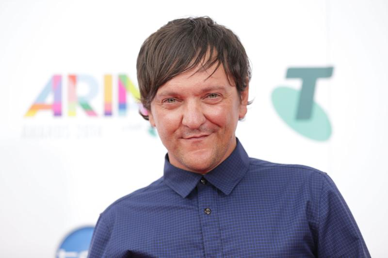 Chris Lilley arrives at the 28th Annual ARIA Awards 2014 at the Star on November 26, 2014 in Sydney, Australia. (Photo by Mark Metcalfe/Getty Images)