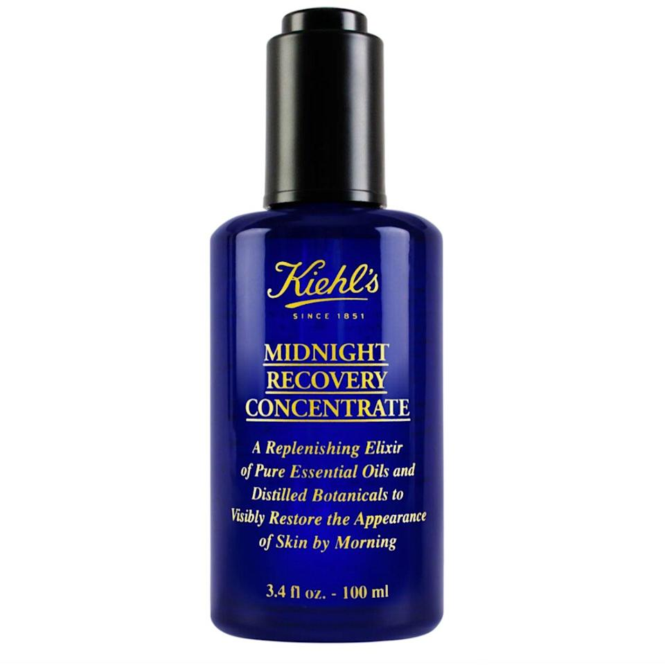 Kiehl's Midnight Concentrate Recovery Oil