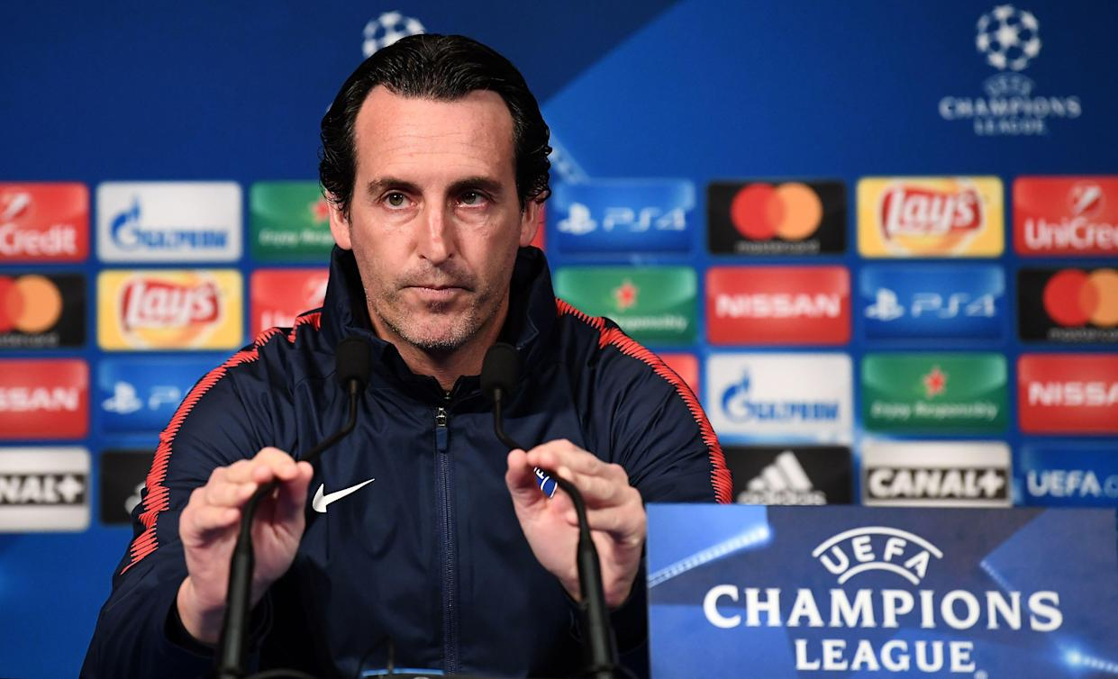 Unai Emery will reportedly be Arsenal's next manager. (Getty)